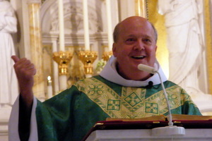 Fr  Larry Zurek, OFM   St Anthony Shrine